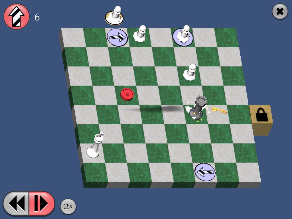 Rook Takes Pawn